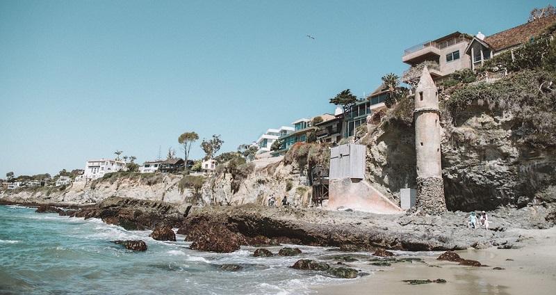 Torre de Victoria Beach - Laguna Beach