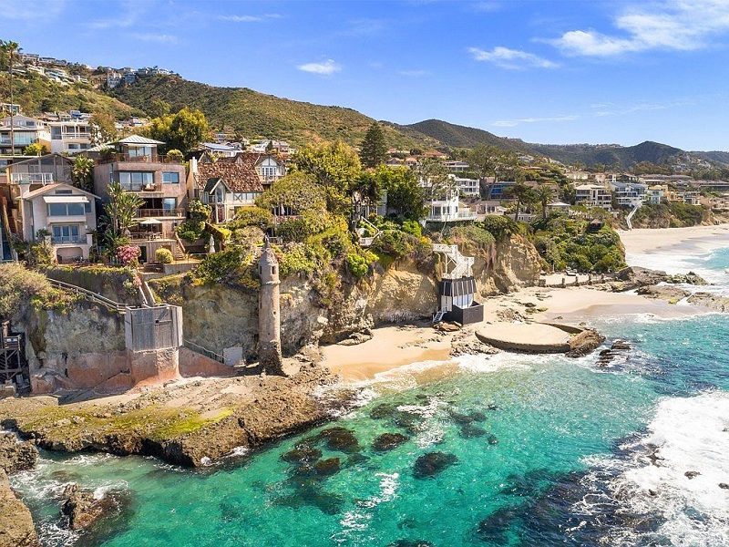 Laguna Beach na Califórnia