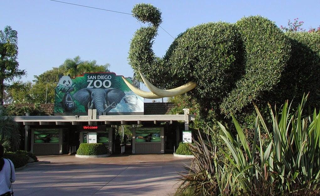San Diego Zoo em San Diego