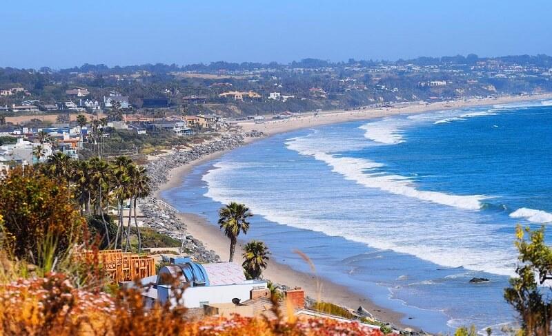Praia de Malibu - Los Angeles