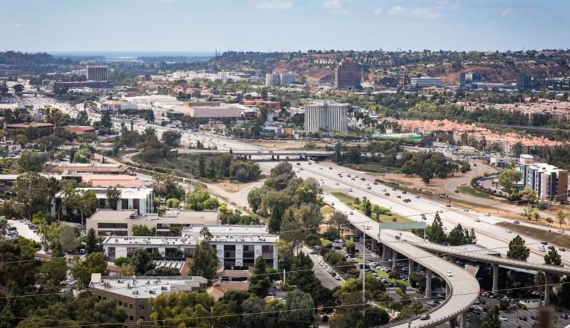 Ficar hospedado na região de Hotel Circle em San Diego