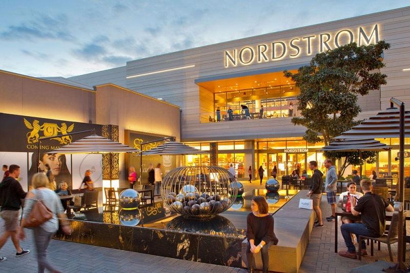 Nordstrom no Shopping Westfield UTC San Diego