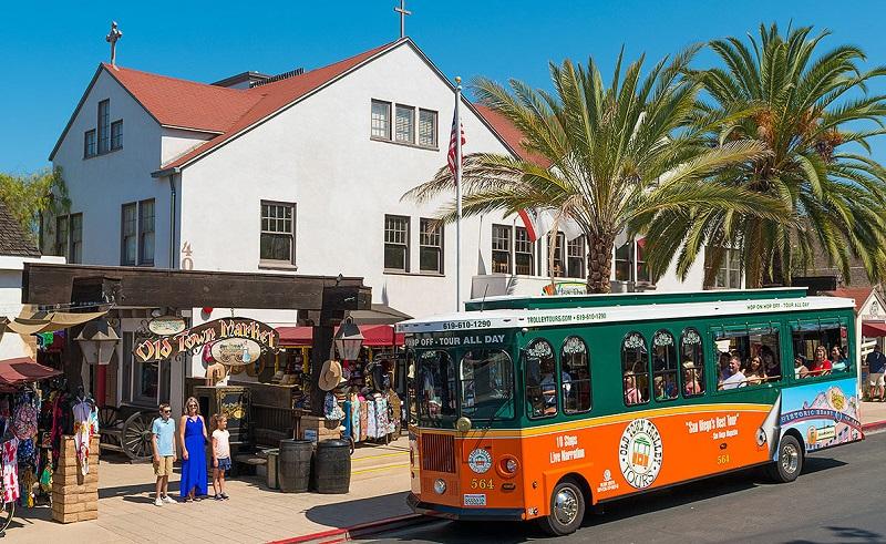 Old Town em San Diego