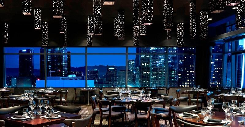 Restaurante JW Marriott International - Los Angeles