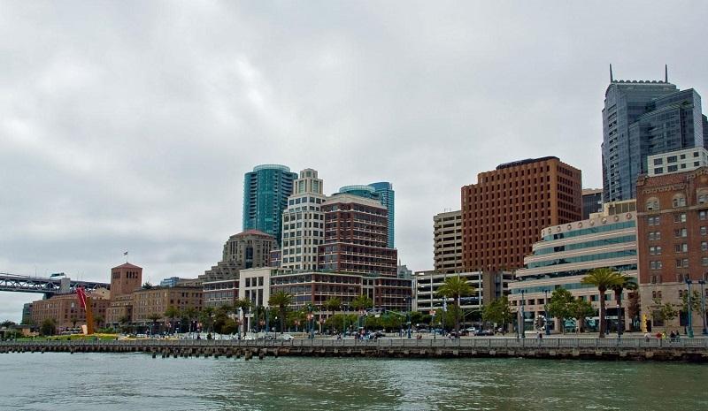 Região de South of Market em San Francisco
