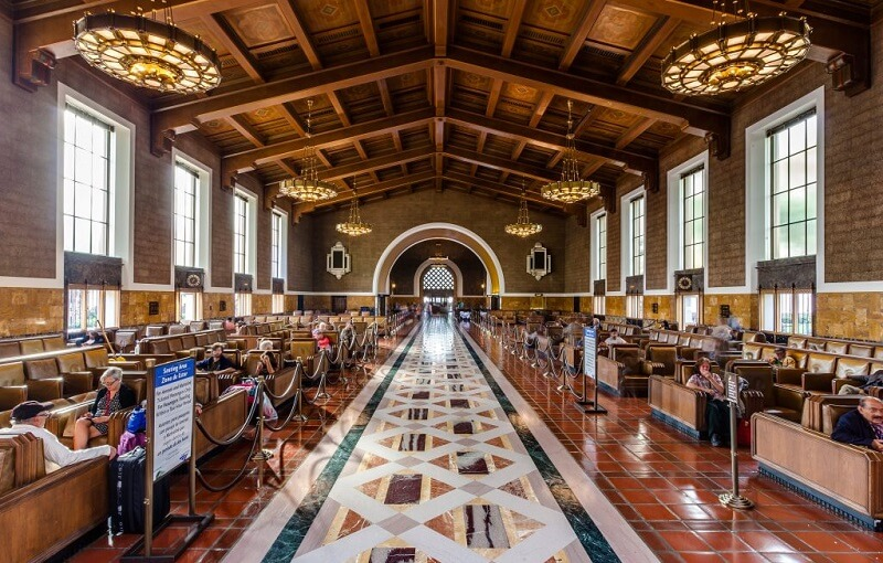 Union Station em Los Angeles
