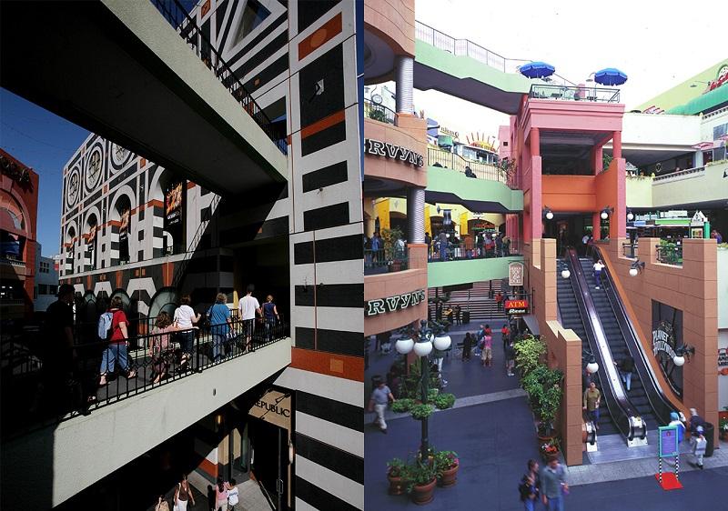 Westfield Horton Plaza em San Diego