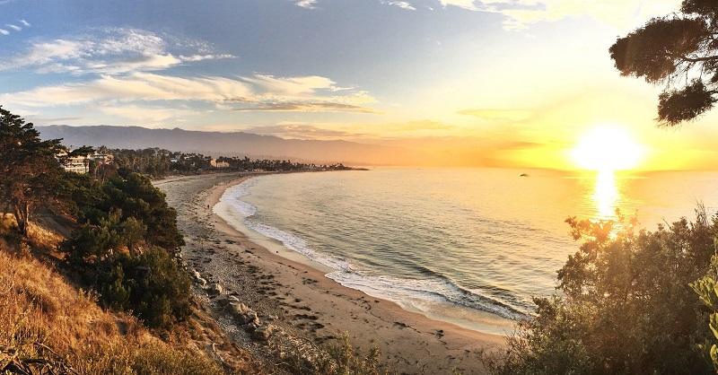 Califórnia ensolarada