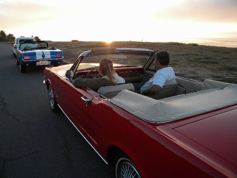 Porque alugar um carro em Los Angeles