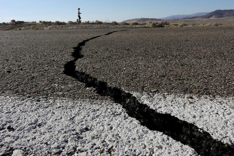 Terremoto na Califórnia