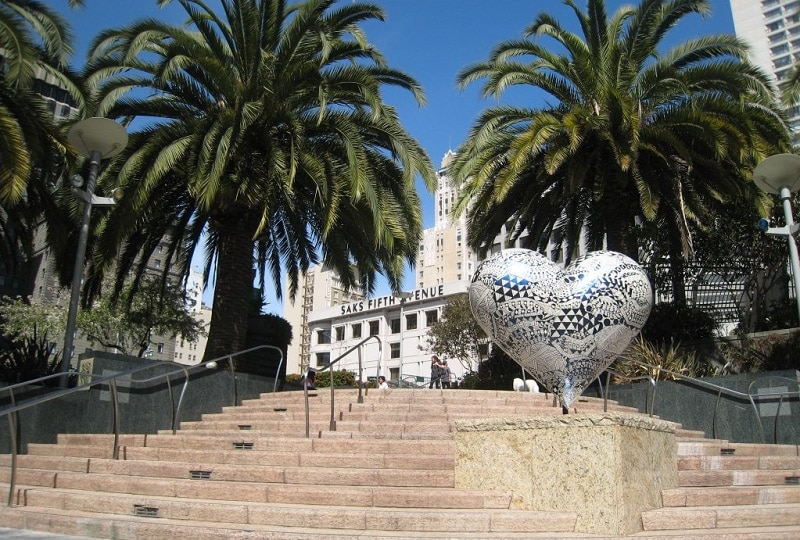 Centro financeiro e comercial de San Francisco