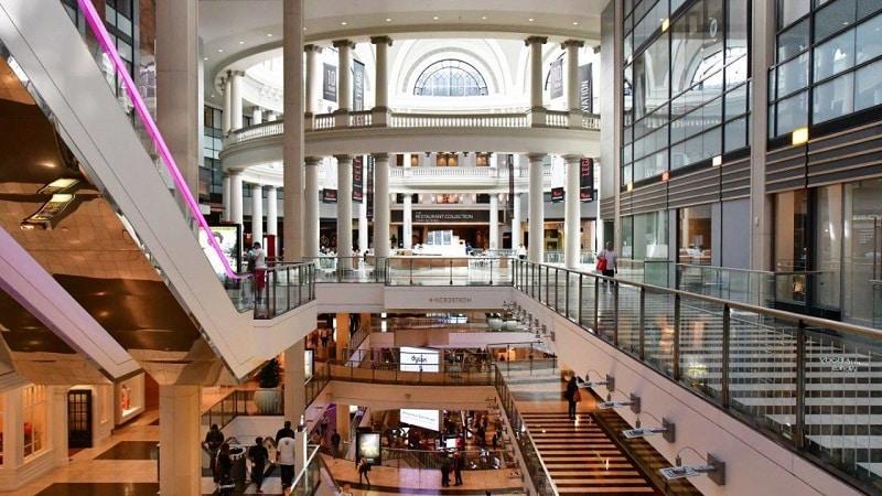 Shopping center em San Francisco