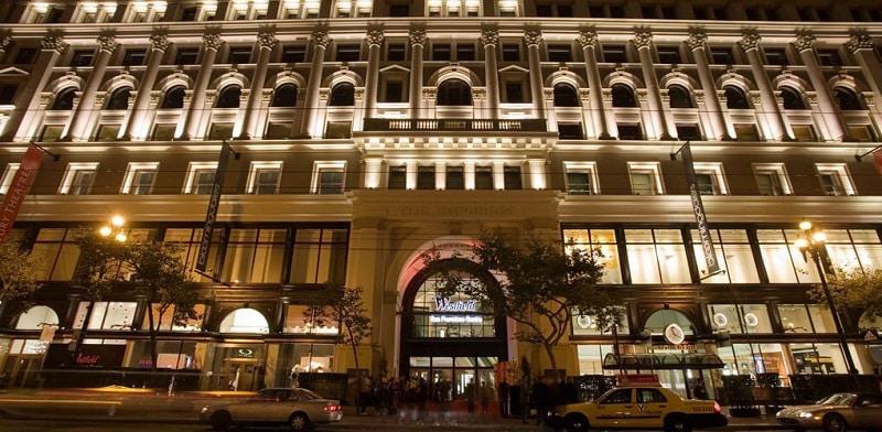 Westfield San Francisco Center em San Francisco