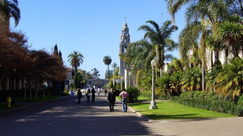 Dicas para ir ao Balboa Park em San Diego