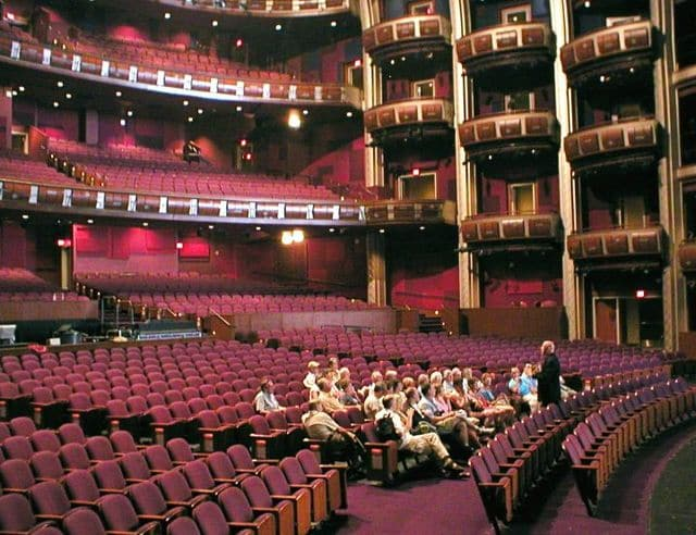 Dolby Theatre Hollywood Tour em Los Angeles