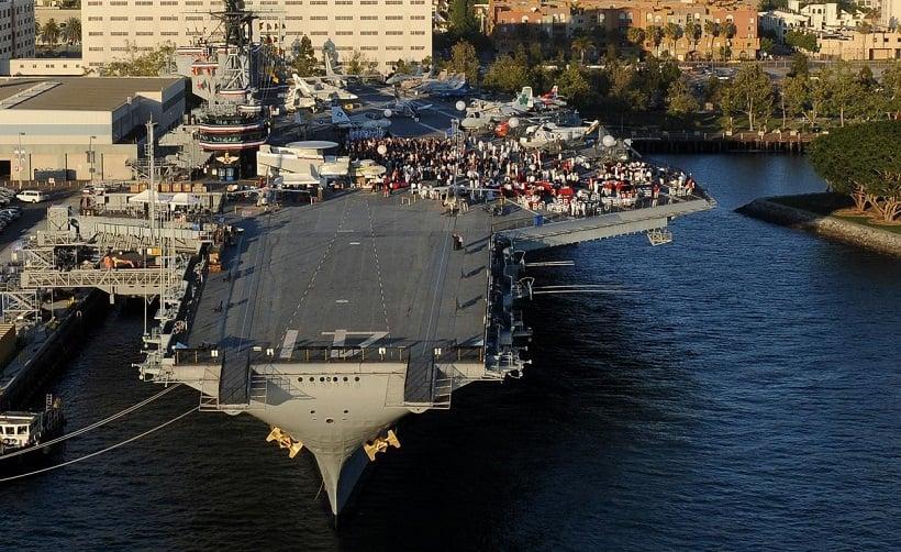 O que fazer no USS Midway Museum em San Diego