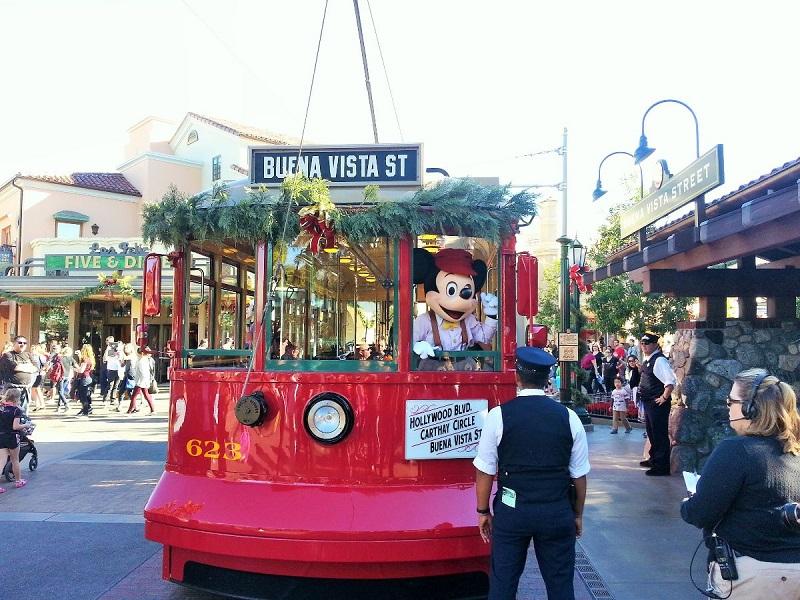Buena Vista Street - Disney California Adventure Park