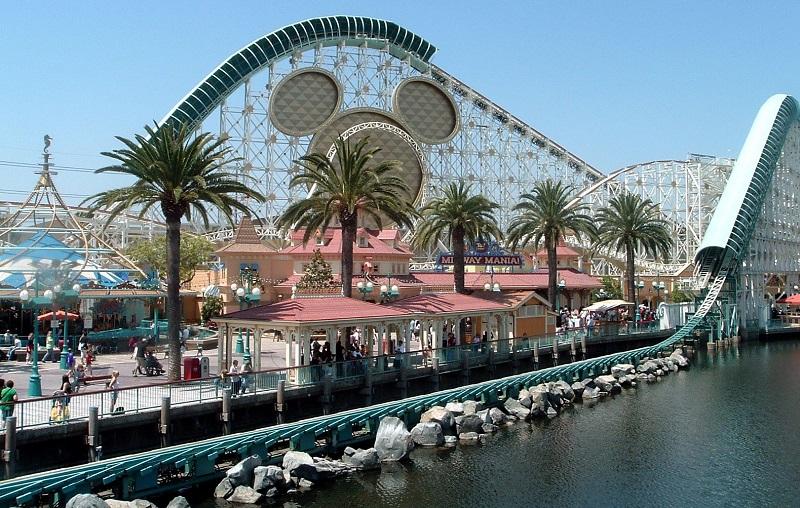 California Screamin - Disney California Adventure Park