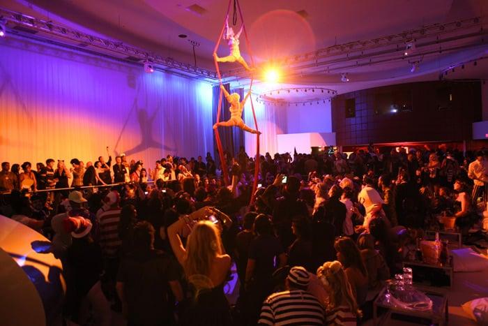 Balada Supperclub em Los Angeles