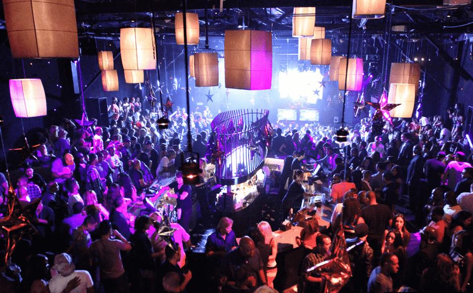 Balada Playhouse NightClub em Los Angeles