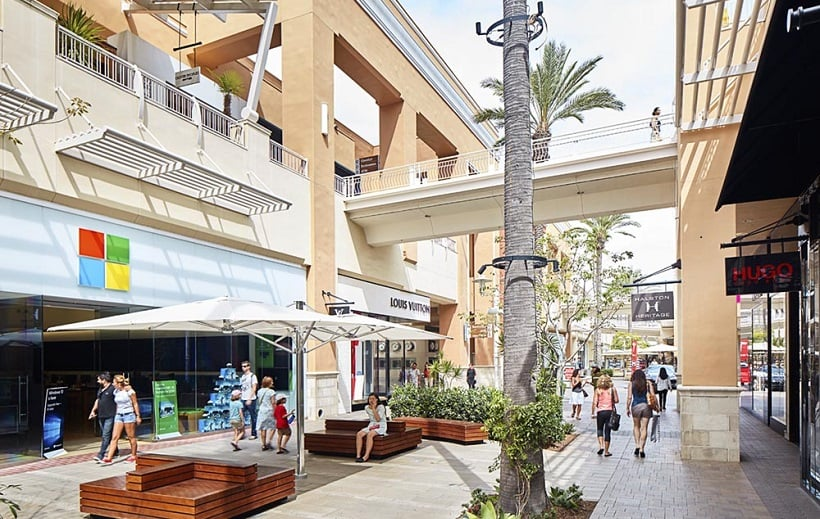 Fashion Valley Mall em San Diego
