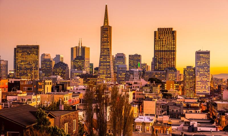 Outono em San Francisco