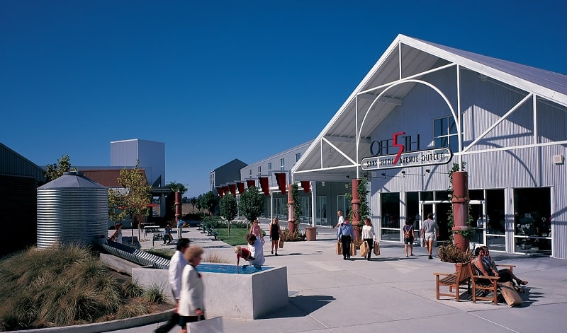 Petaluma Village Premium Outlets em San Francisco