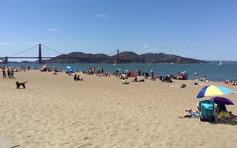 Verão em San Francisco