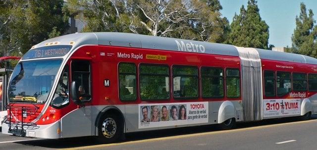 Transporte público em Los Angeles