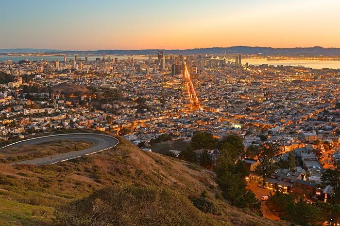 Clima e Temperatura em San Francisco