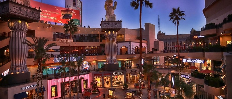 Hollywood & Highland Center - Los Angeles