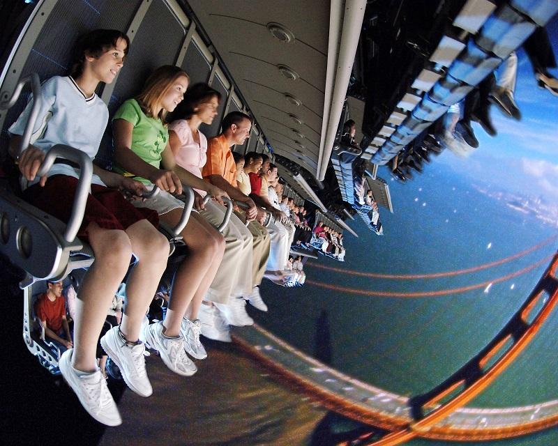 Soarin Over California: Disney California Adventure Park