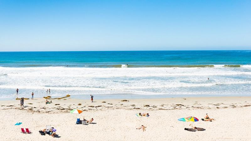 Verão em San Diego