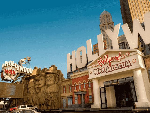 Hollywood Museum em Los Angeles