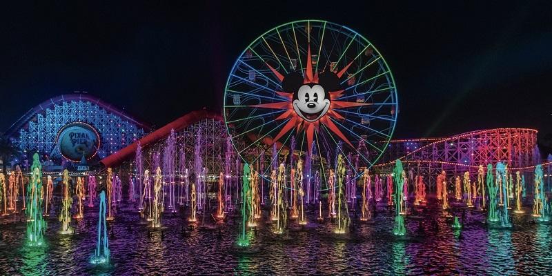 World of Color - Disneyland California
