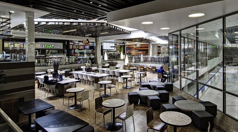 Restaurantes no Shopping Westfield UTC em San Diego