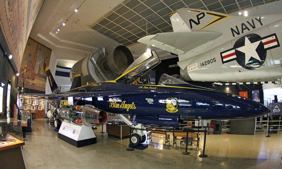 Atrações para adultos no Museu San Diego Air Space em San Diego