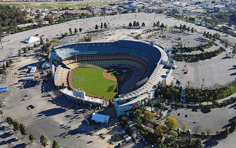 Informações sobre o Dodger Stadium em Los Angeles