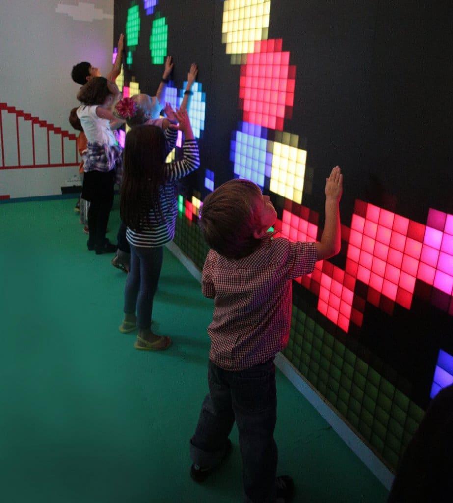 Atrações do Children's Creativity Museum em San Francisco