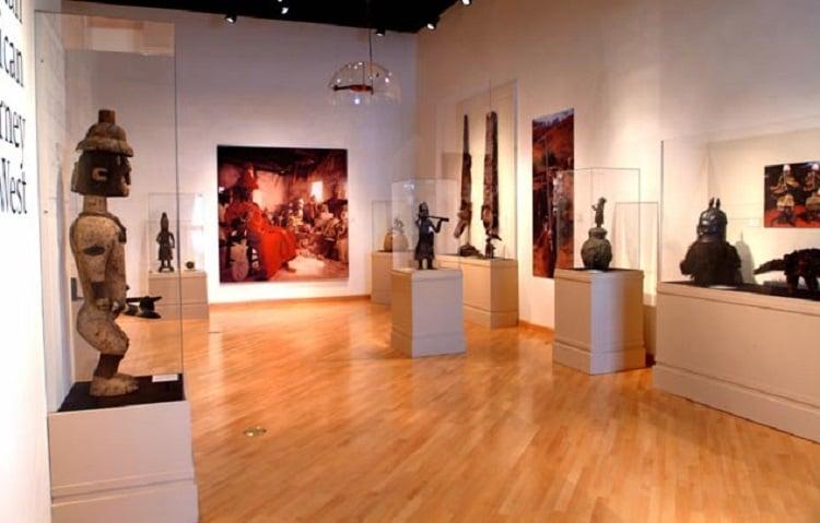 Atrativos no California African American Museum em Los Angeles
