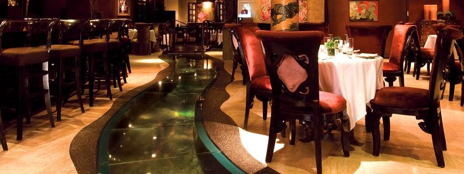 Crustacean Restaurant em Beverly Hills em Los Angeles