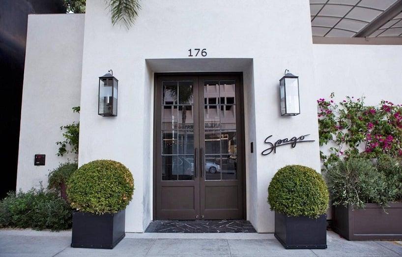 Restaurante Spago em Los Angeles