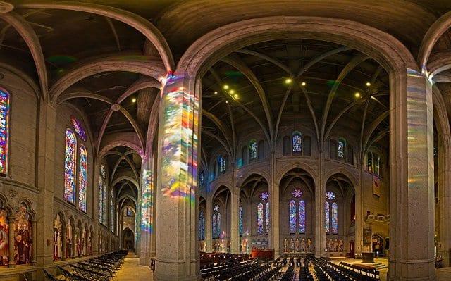 Grace Cathedral em San Francisco