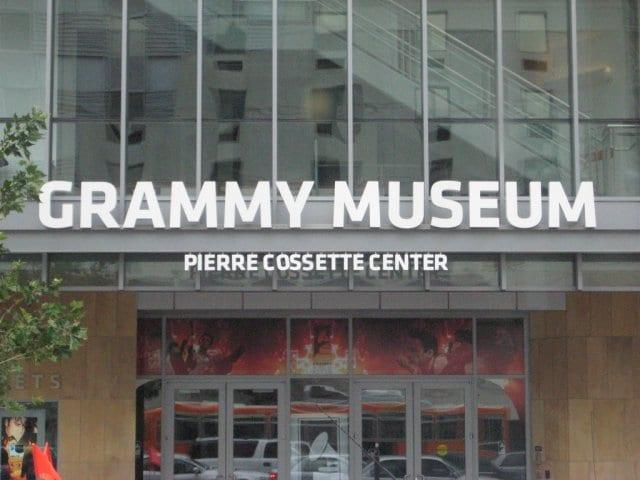 Museu do Grammy em Los Angeles