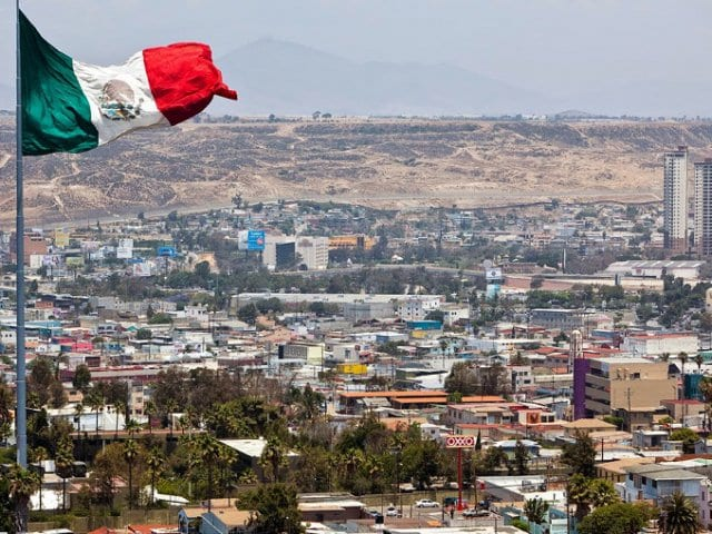 Como atravessar a fronteira dos EUA para Tijuana no México