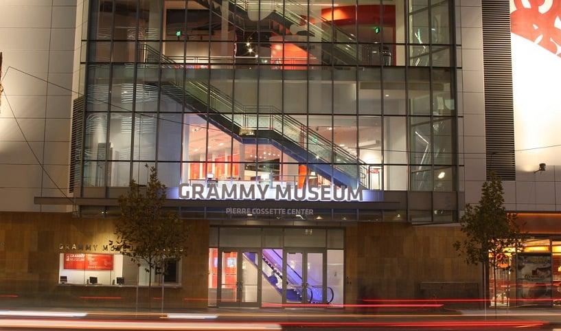 Museu do Grammy na Califórnia