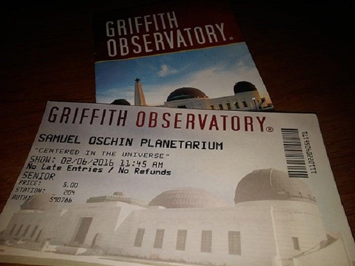 Informações sobre o Griffith Park em Los Angeles