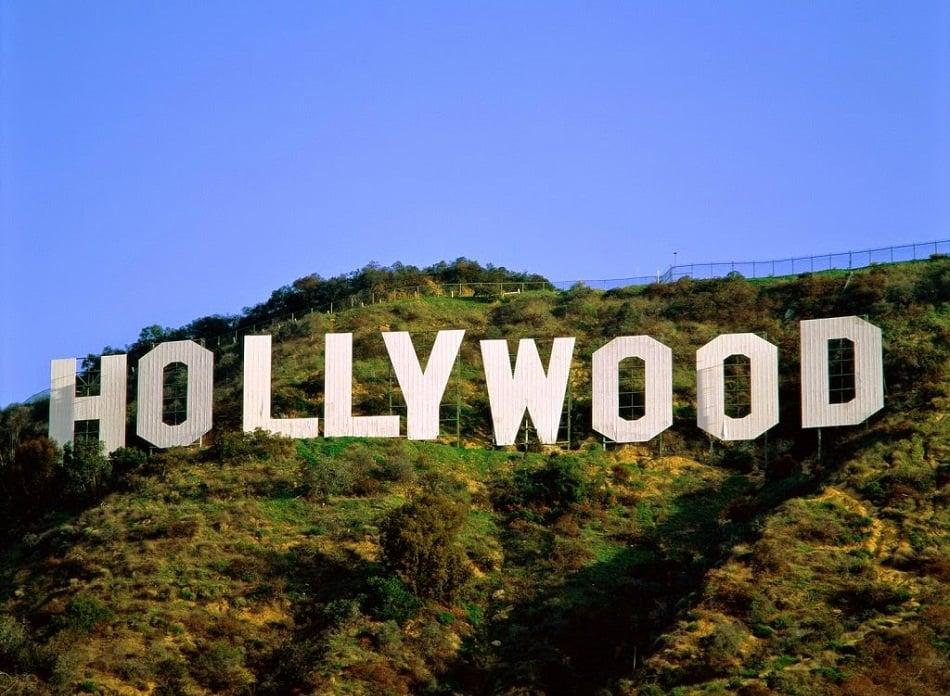 Atrações em Hollywood em Los Angeles