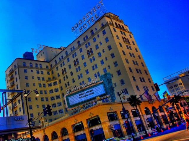 Hotéis históricos em Los Angeles