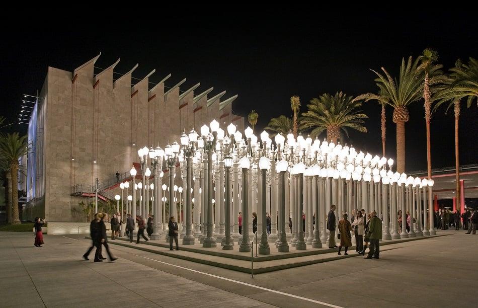 Museus na Miracle Mile em Los Angeles